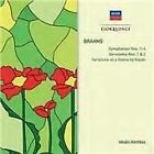 Brahms: Symphonies Nos. 1-4; Serenades Nos. 1 & 2; Variations on a theme by Haydn (2012)