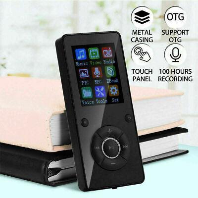 Mini Bluetooth MP3 Music Player Media FM Radio Hi-Fi Lossless Fashion BEST G5V2