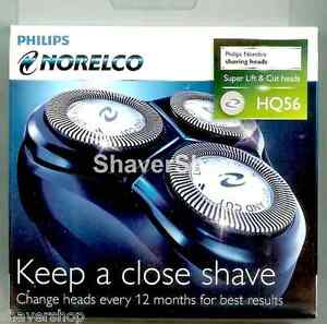 PHILIPS-NORELCO-HQ56-and-HQ55-HQ4-Shaver-HQ-56-HEADS