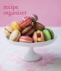 Recipe Organizer (macarons) by Ryland Peters & Small (Spiral bound, 2011)