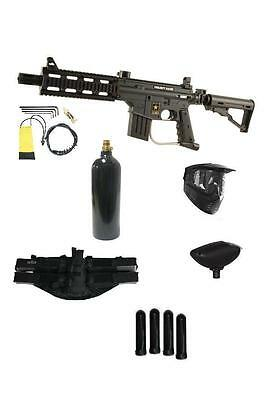 $30 REBATE Project Salvo Tactical Tippmann MEGA Paintball Gun Set GXG Combat CQB
