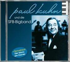 Kuhn,Paul & die Sfb-Bigband - Paul Kuhn-der Mann am Klavier - CD