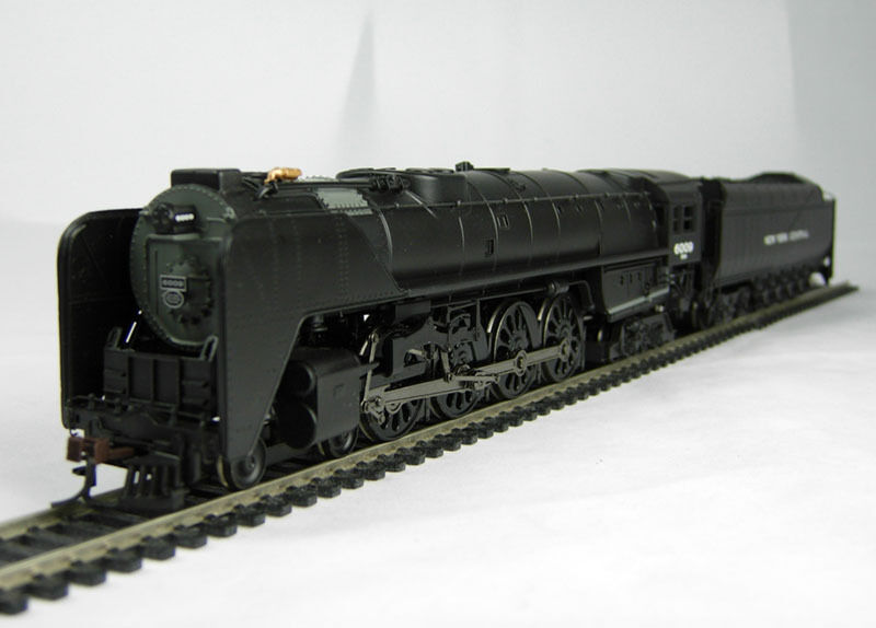 HO BACHMANN 4-8-4 NIAGARA SPECIAL LOCO TENDER 53503 NEW YORK CENTRAL, DCC READY