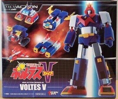 Action Toys Mini Series 02 Voltes V New