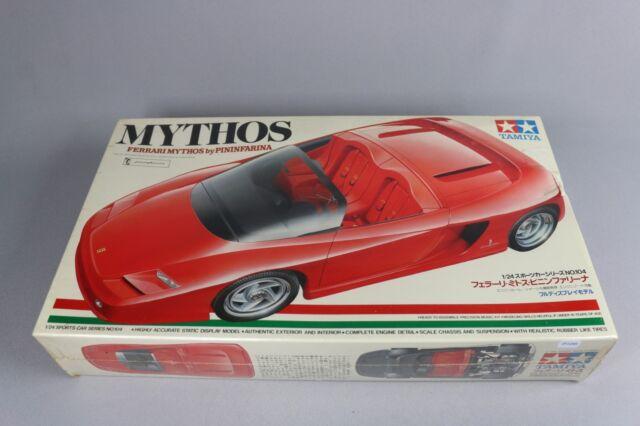 ZF1249 Tamiya 1/24 maquette voiture 24104 Ferrari Mythos Pininfarina