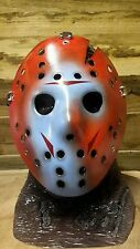 FRIDAY THE 13TH PART VIII MOVIE POSTER JASON VORHEES MASK,NEW,REPLICA,CUSTOM.