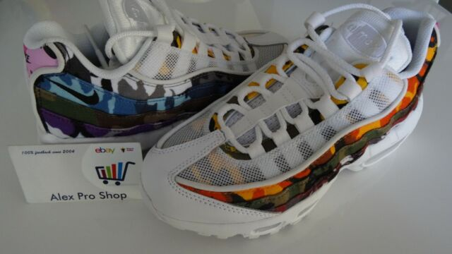 Nike Air Max 95 Erdl Party White