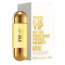 212 VIP Perfume by Carolina Herrera, 1 oz EDP Spray for Women NEW