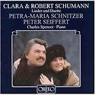 Clara & Robert Schumann: Lieder und Duette (2004)