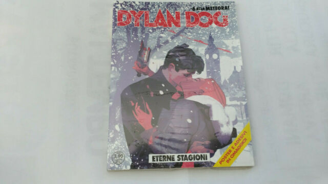 """DYLAN DOG N.394 ETERNE STAGIONI - NUOVO """"N"""""""