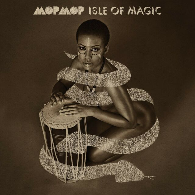 MOP MOP - ISLE OF MAGIC (LP)  VINYL LP NEU