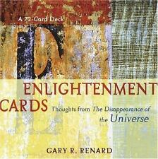 Enlightenment Cards: Thoughts from the Disappearance of the Universe, Gary Renar