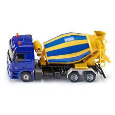 Siku 3539 Mercedes Actros Fahrmischer blau/gelb Maßstab 1:50 NEU! °