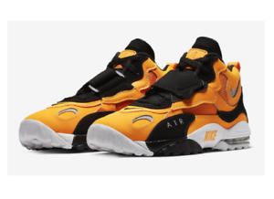 Nike-Air-Max-Speed-Turf-Size-10-5-Yellow-Gold-White-Black-BV1165-700-Men-Shoes
