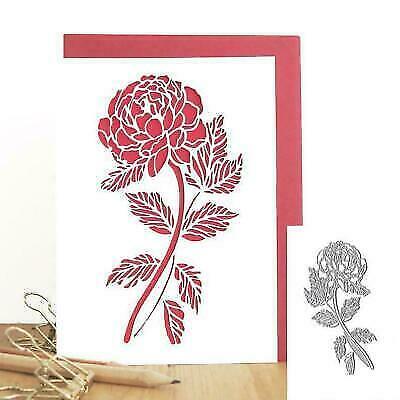 Metal Cutting Dies Stencil DIY Scrapbooking Embossing Paper Card Craft Die Gift