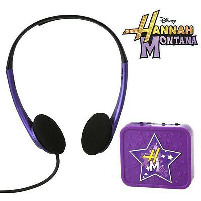 HANNAH MONTANA MINI POCKET GUITAR AMP HEADPHONES FROM DISNEY and WASHBURN