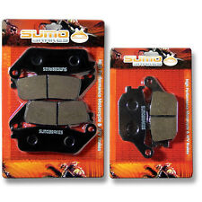 Honda F+R Brake Pads CBR250 RR MC22 1990 1991 1992 1993 1994 CB400 SF 1992-1995