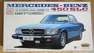 OTAKI-MERCEDES-BENZ-450-SLC-MOTORIZED-1-24