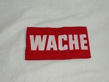 Armbinde Rot Wache NVA Grenze Armee Millitär DDR