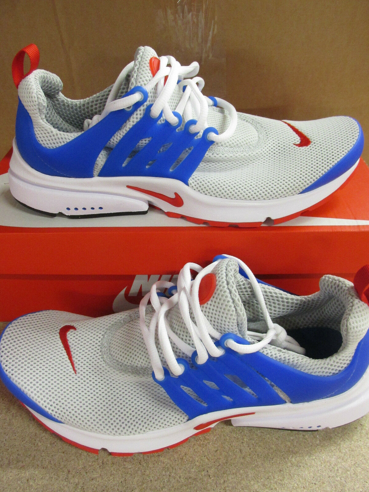 nike air presto essential mens running trainers 848187 004 sneakers shoes Casual wild