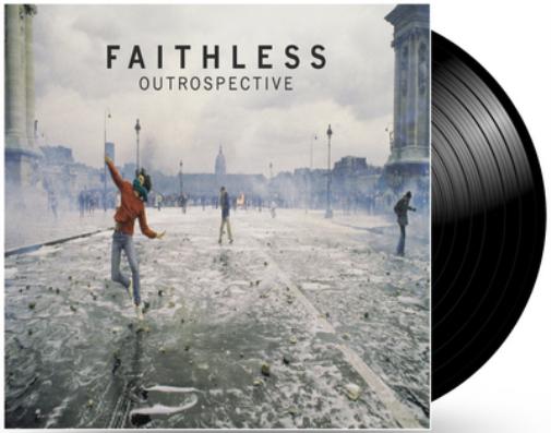 Faithless-Outrospective (US IMPORT) VINYL NEW