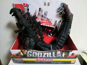 NEW!! Bandai Godzilla Kaiju Oh Series Shin Godzilla 2016 28cm from Japan F/S