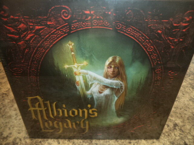 Albion's Legacy - Jasco Games Board Game New  2nd Edition
