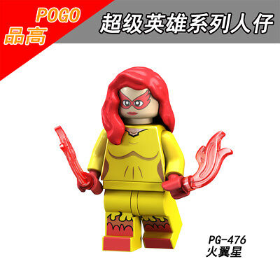 PG495 Compatible Custom Rare Character Movie Gift Weapons POGO #495 Kids #Chen