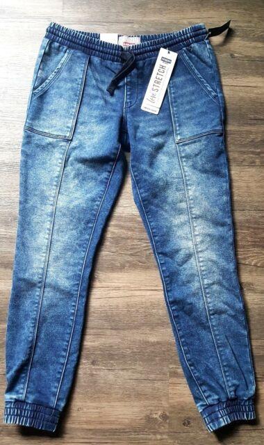 f54f7c248ac064 Juniors' Denizen From Levi's Low Rise Jogger Jeans Denim Stretch Pants  Girls S 0 for sale online | eBay