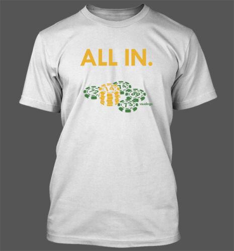 All In T-Shirt Oakland Athletics A/'s Baseball Playoffs World Series Beane