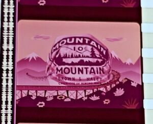 Advertising 32mm Film Reel - Brown & Haley Mountain Bar :08 color BH09