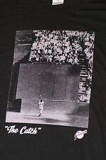 Shirt Willie Mays Catch San Francisco SF Giants SGA 9/25/2014 (Men's XL)  New