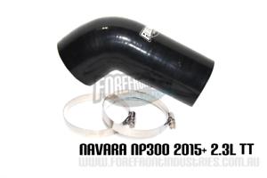 NP300-Navara-Intake-Pipe-Upgrade-inlet-hose-2-3L-2015-twin-turbo-diesel-BLACK