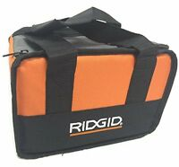 Ridgid 12v Tool Bag Canvas Tote Heavy Duty P/n 902013002, New, Free Shipping