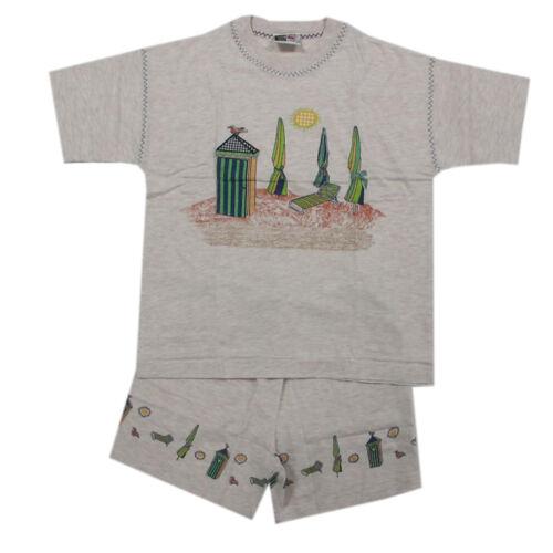 Comtessa Mädchen Shorty Nachtwäsche Schlafanzug Pyjama-Set Gr.116,128,140,152