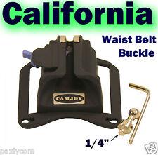 Camera Camcorder Waist Belt Button Buckle Hanger Waistbelt Canon Nikon Sony DSLR