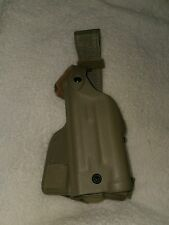 Safariland 6004IA-7700 Dropleg Holster Left Hand SIG P226 w/ SureFire X200 6004