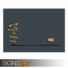 Photo Picture Poster Print Art A0 A1 A2 A3 A4 FUNNY BANANA AE658