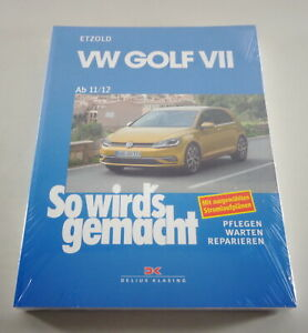 Istruzioni-di-riparazione-viene-cosi-reso-039-s-VW-Golf-VII-7-dal-11-2012
