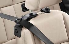 BMW GENUINE 1 3 5 7 X3 X5 SERIE HEADREST SEAT BELT HOLDER SET LEFT+RIGHT 2208036