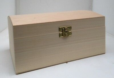 * Legno Di Pino Treasure Chest 24x18x12 Dd320 Box Storage Gioielli Booty-