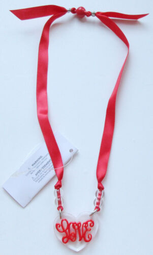 Gymboree Your Choice of Necklace NWT Tide Egg Hunt Animal Valentines Fair Isle