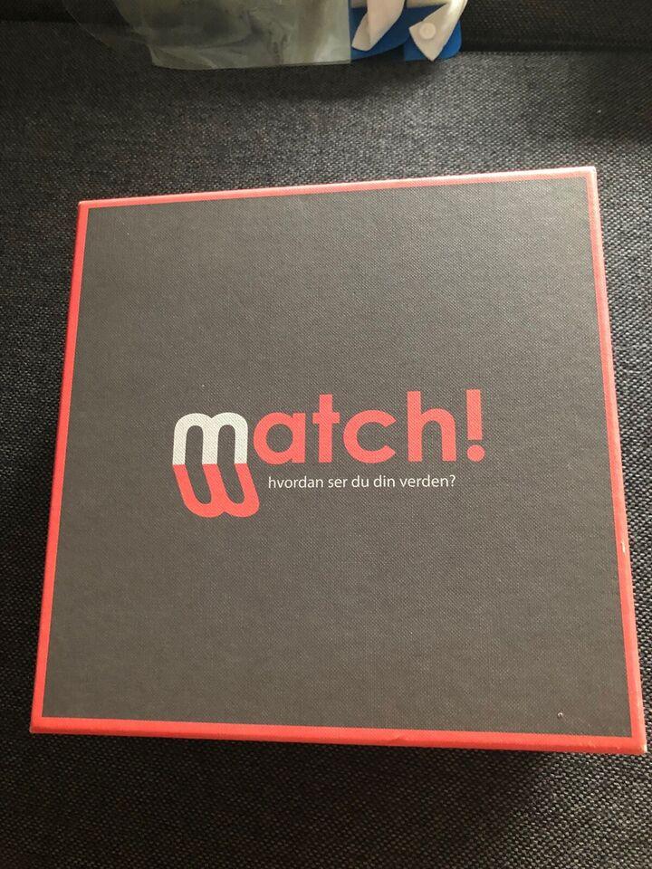 Match match! , andet spil