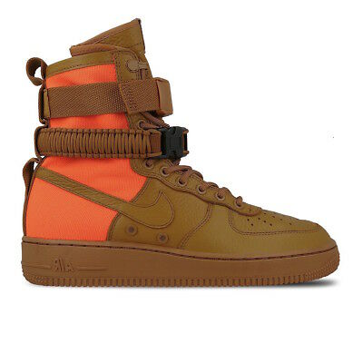 Nike SF AF1 QS Special Field Air Force 1 Desert Ochre Uk Size 7.5 903270-778