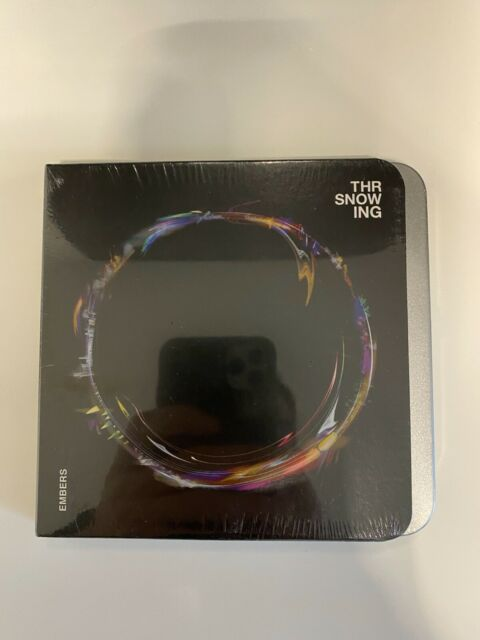 Throwing Snow - Embers - BRAND NEW & SEALED