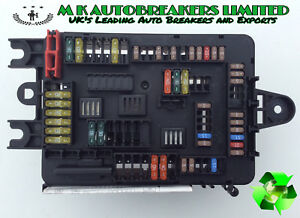 bmw f30 from 12 15 sam power fuse box breaking for spare parts ebay rh ebay ie