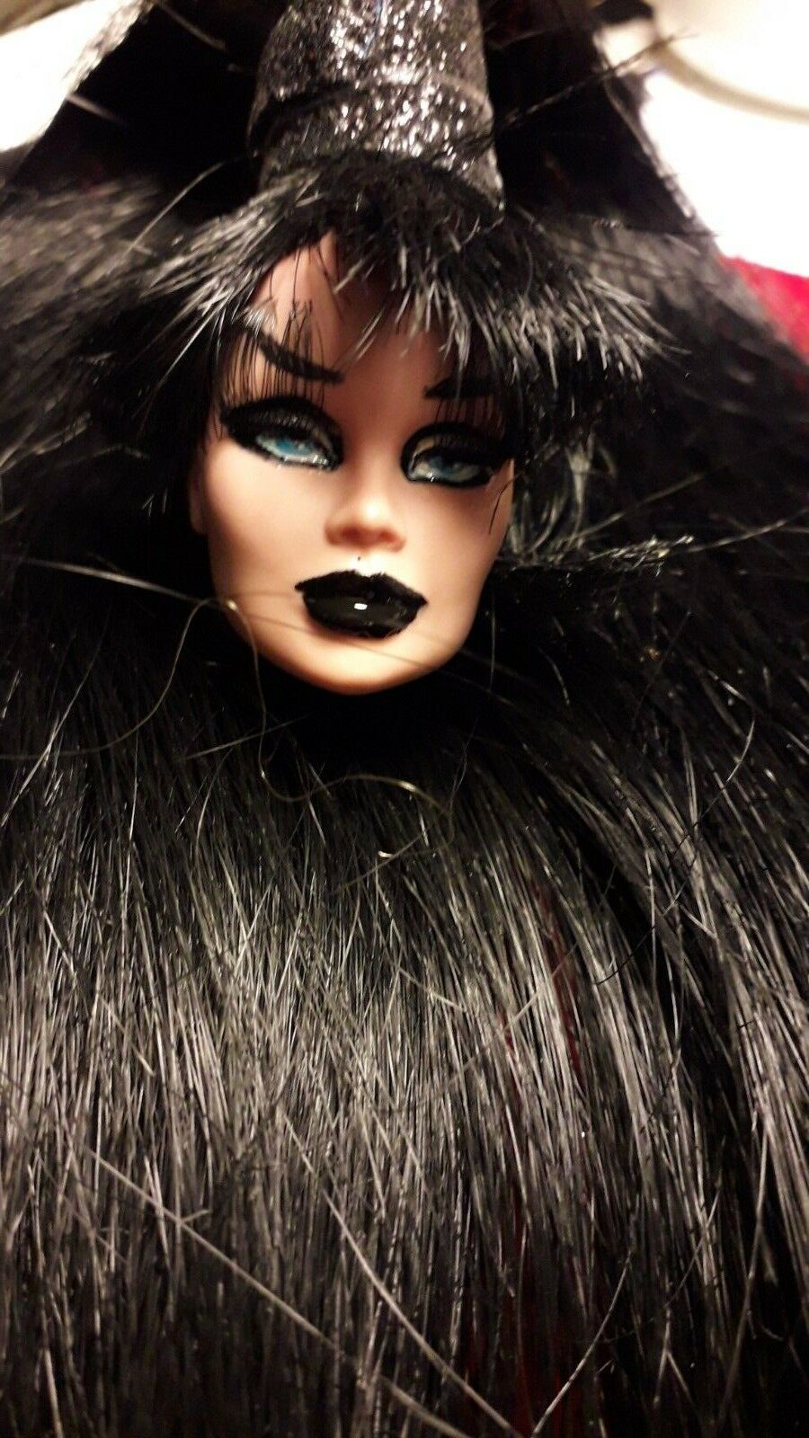 FASHION ROYALTY VANESSA  ONLY HEAD      barbie muse FR  ART DOLL OOAK