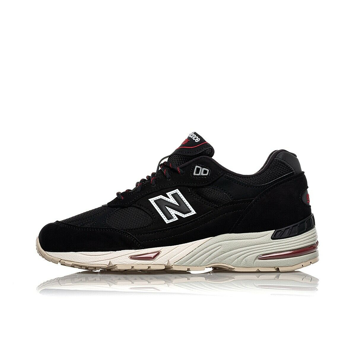 NEW BALANCE 991 MADE IN ENGLAND M991NKR nere 998 574 999 576 1500 990 993