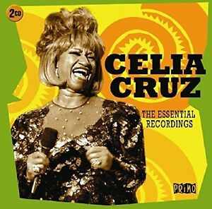Essential-Recordings-2-DISC-SET-Celia-Cruz-2016-CD-NEUF