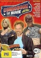 1 of 1 - Comic Book - The Movie (DVD, 2005, 2-Disc Set)*R4*New & Sealed